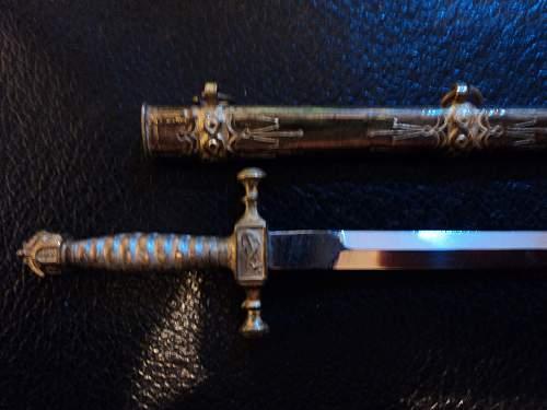 Destiny Swords Letter Openers
