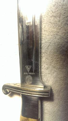 RAD Enlisted Hewer Engraved