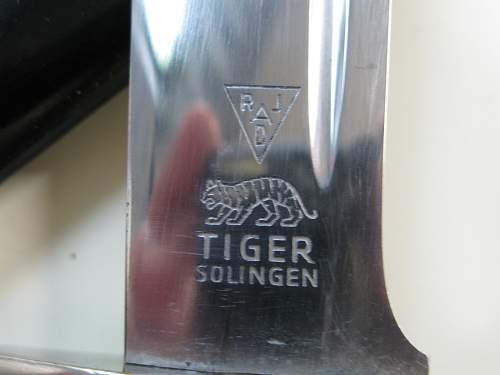 RAD Hewer - Tiger