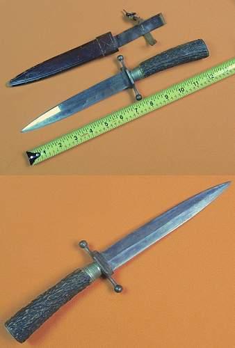 Fighting Knife?