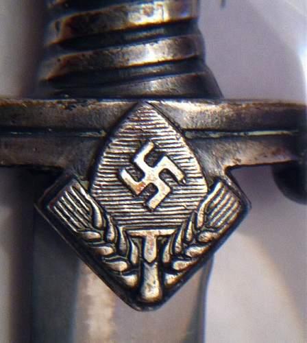 Mini RAD officer's dagger