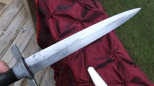 RLB I model EM dagger...opinions