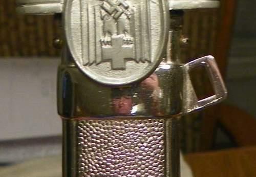 Social welfare dagger - all original?