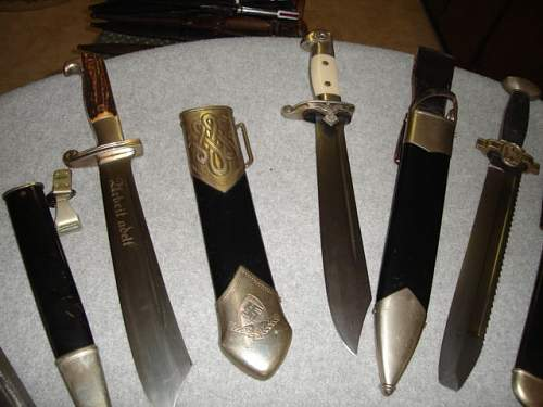 some of my blades