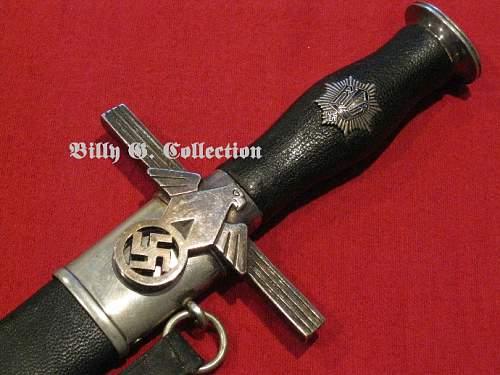 1938 RLB Fuhrerdolch