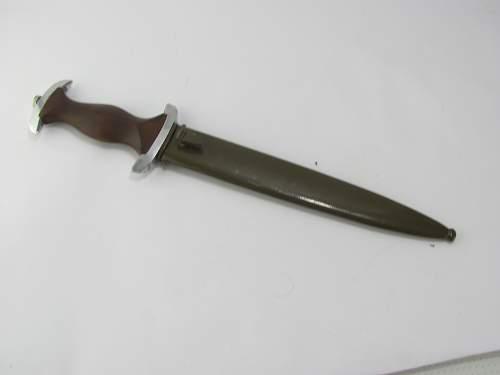 NPEA Dagger, NAPOLA, Need Help