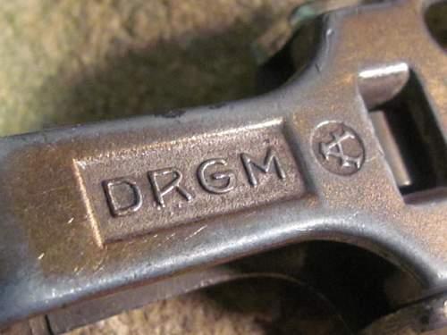 Postschutz Dagger & Buckle...New Pics