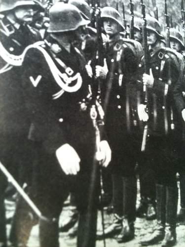 Sepp Dietrich Sword