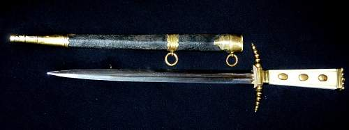 Click image for larger version.  Name:dagger unknown with ivory grip obv view.jpg Views:73 Size:123.9 KB ID:81507