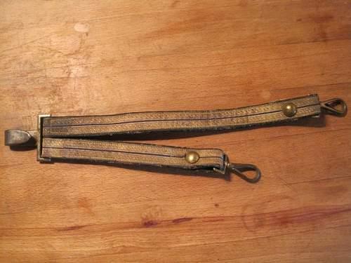 dagger hangers, help needed