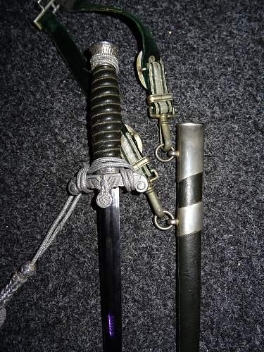 Land Customs Dagger