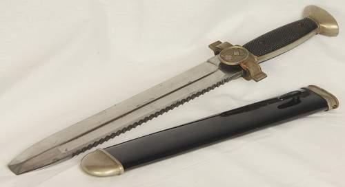 DRK OR Dagger