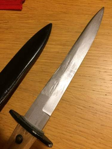 German figthing knife..?