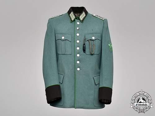 Police uniform opinions