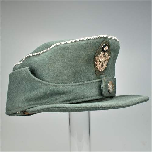 Polizei Officer M43 cap for review/opinions