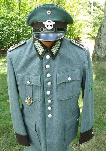 Gendarme tabs
