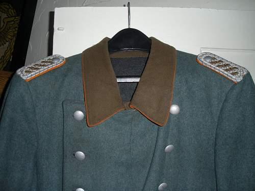 Police Gendarmerie Oberwachtmeister Sergeant