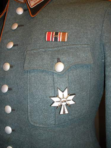 Gendarmerie Items at Show of Shows 2011