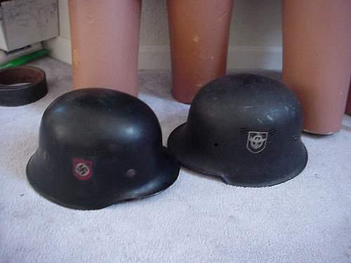 german ww2 police tunic