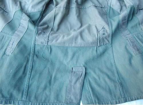 M41 Jacket/Bluse