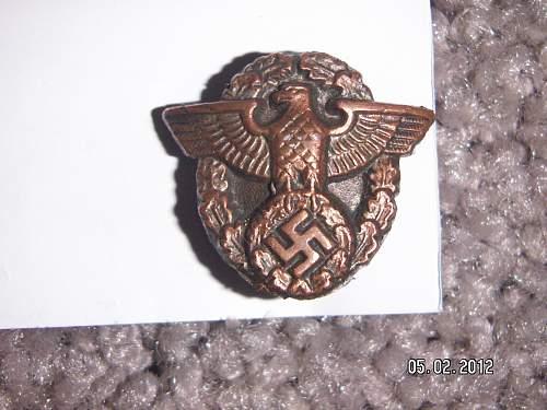 Any Idea's on Polizei Eagle.