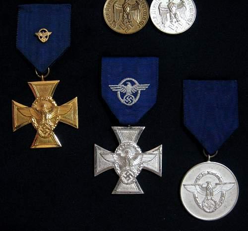 Small Polizei Collection