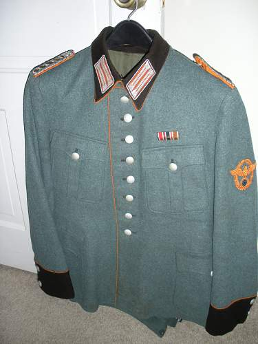 Click image for larger version.  Name:Gendarmerie Tunic (1).jpg Views:418 Size:248.2 KB ID:320469