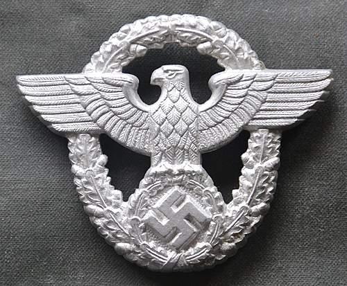 Another Polizei Adler