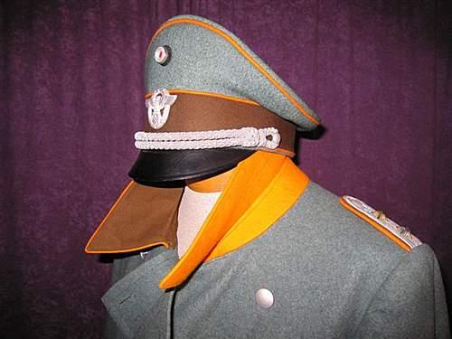 Polizei Displays