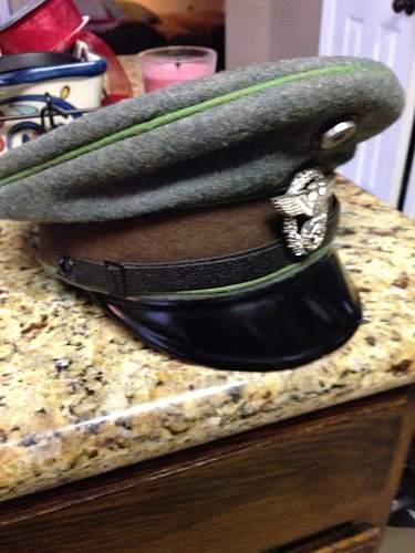 Polizei EM visor for review