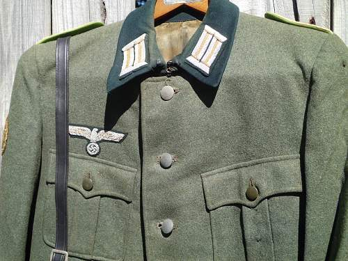 A friend needs help with this tunic