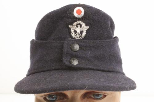 Police 43 field cap, any good?