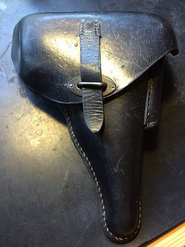 walther p-38 holster, fake or real ?