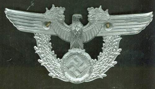 Is this a Tschako Eagle?