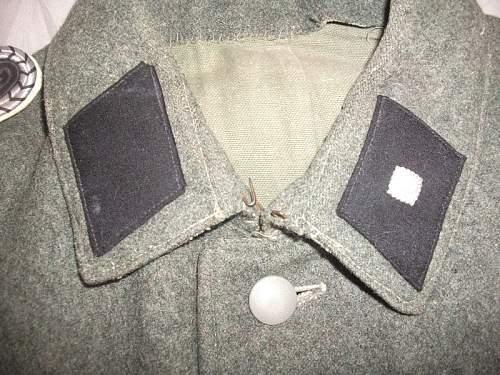 Odd SD tunic...