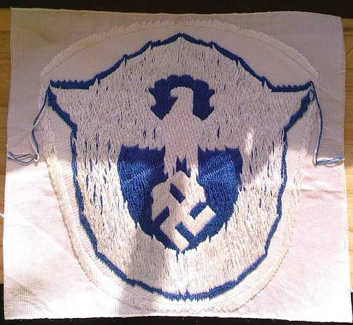 Help please - Police Sport badge