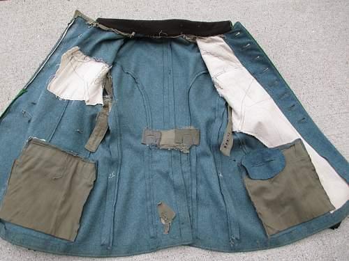 WW2 German Polizei Uniform