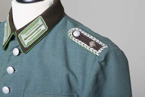 WW2 German Polziei Tunic