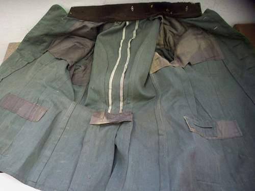 WW2 German Polizei Tunic