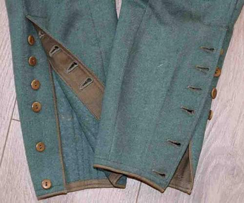 WW2 Polizei Uniform