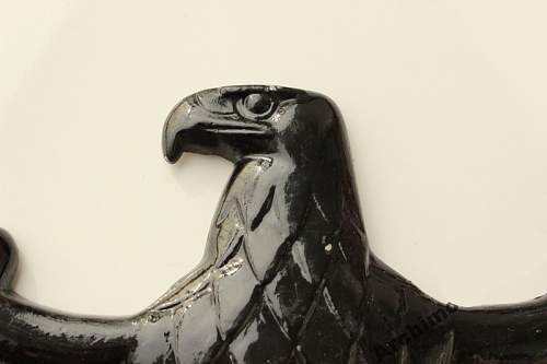 big dural eagle(from locomotive)- for opinions.