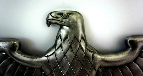Two different Reichsbahn Eagles, authenticity, price and advice, thank you!
