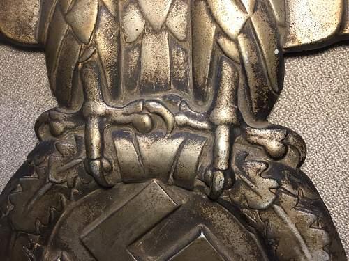 Reichsbahn Adler, please chime in.
