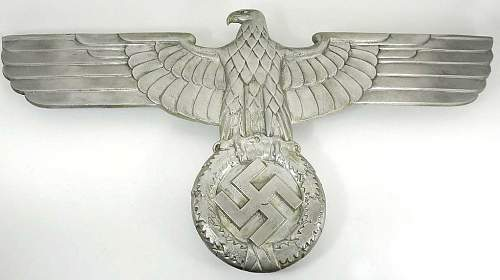 Reichsbahn Eagle - Good or bad?