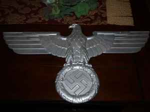 Is this railway eagle authentic please?