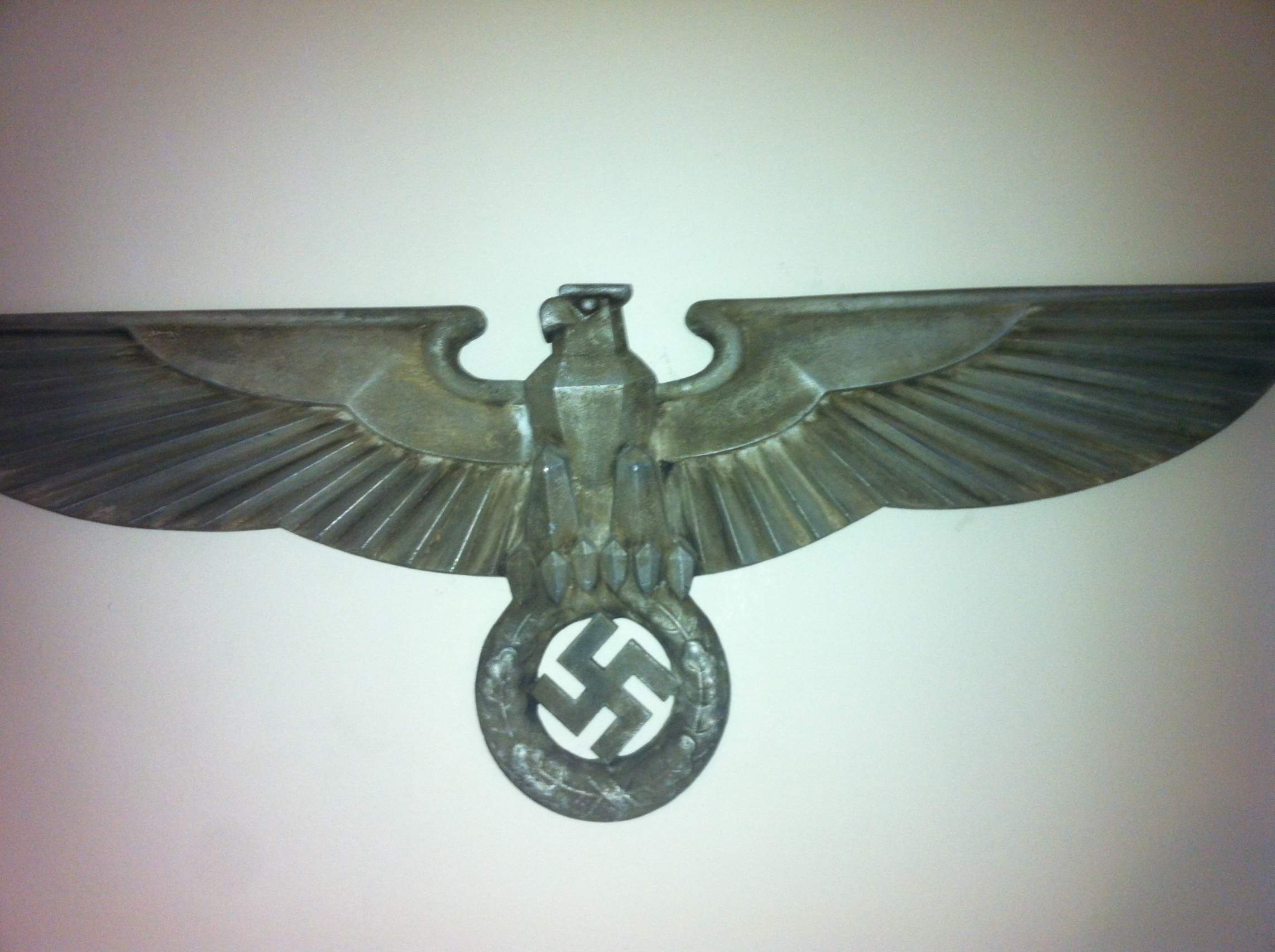 German Railroad Eagle Dont Know If They Are Original Or