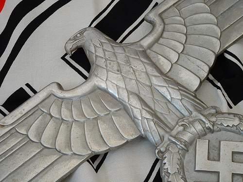 Railroad Eagle