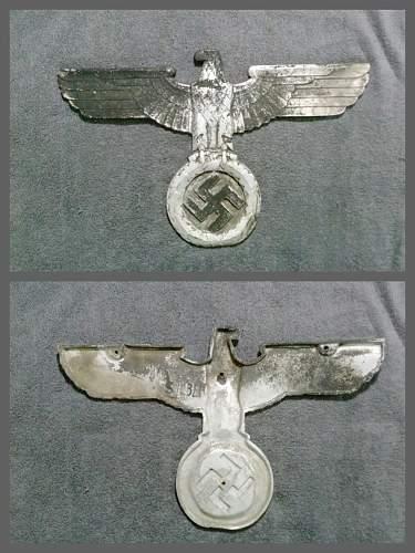 German wall eagle ??