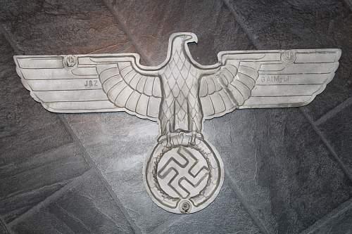 J&Z 24 inch Railway eagle