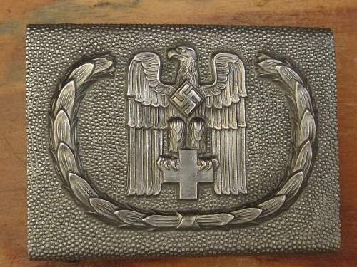 1938 DRK buckles